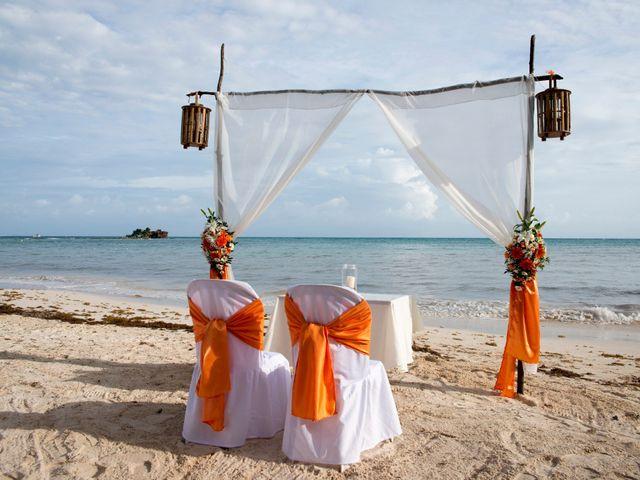 El matrimonio de Kelly y Dreiser en San Andrés, Archipiélago de San Andrés 20