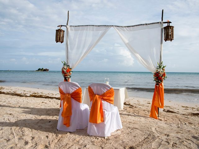 El matrimonio de Kelly y Dreiser en San Andrés, Archipiélago de San Andrés 21