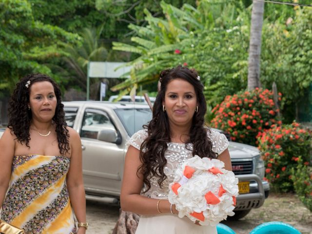 El matrimonio de Kelly y Dreiser en San Andrés, Archipiélago de San Andrés 26