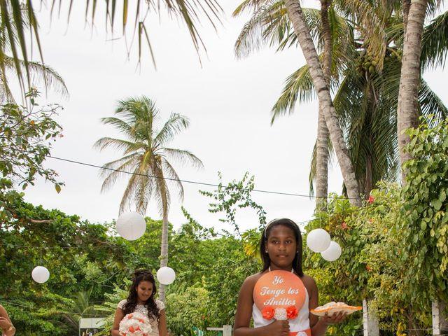 El matrimonio de Kelly y Dreiser en San Andrés, Archipiélago de San Andrés 30
