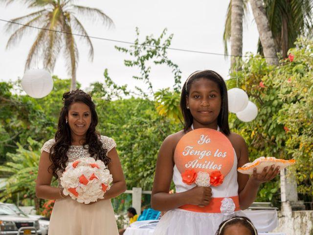 El matrimonio de Kelly y Dreiser en San Andrés, Archipiélago de San Andrés 31