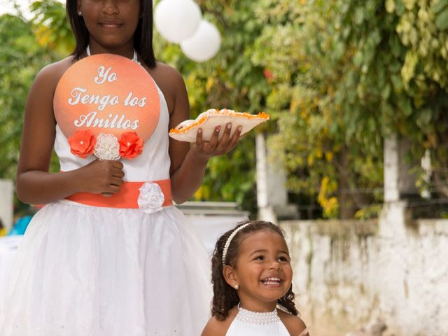 El matrimonio de Kelly y Dreiser en San Andrés, Archipiélago de San Andrés 32