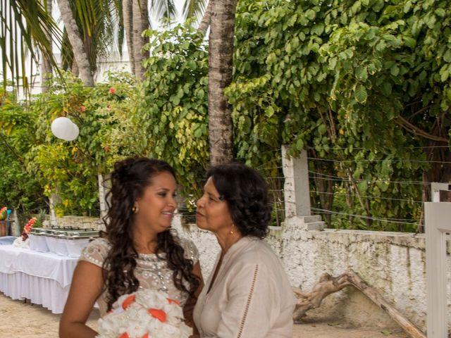 El matrimonio de Kelly y Dreiser en San Andrés, Archipiélago de San Andrés 33