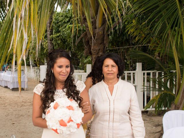 El matrimonio de Kelly y Dreiser en San Andrés, Archipiélago de San Andrés 34