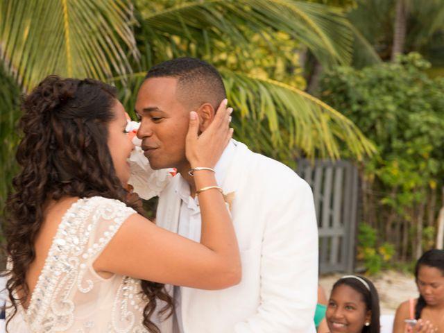 El matrimonio de Kelly y Dreiser en San Andrés, Archipiélago de San Andrés 35