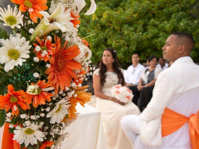 El matrimonio de Kelly y Dreiser en San Andrés, Archipiélago de San Andrés 37