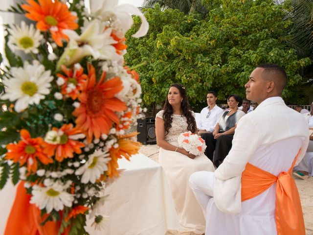 El matrimonio de Kelly y Dreiser en San Andrés, Archipiélago de San Andrés 38