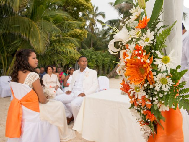 El matrimonio de Kelly y Dreiser en San Andrés, Archipiélago de San Andrés 39