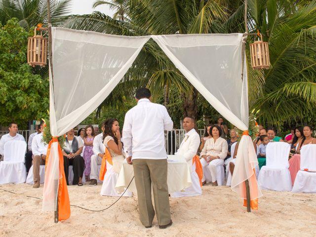 El matrimonio de Kelly y Dreiser en San Andrés, Archipiélago de San Andrés 40