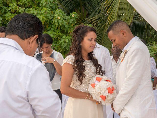 El matrimonio de Kelly y Dreiser en San Andrés, Archipiélago de San Andrés 41