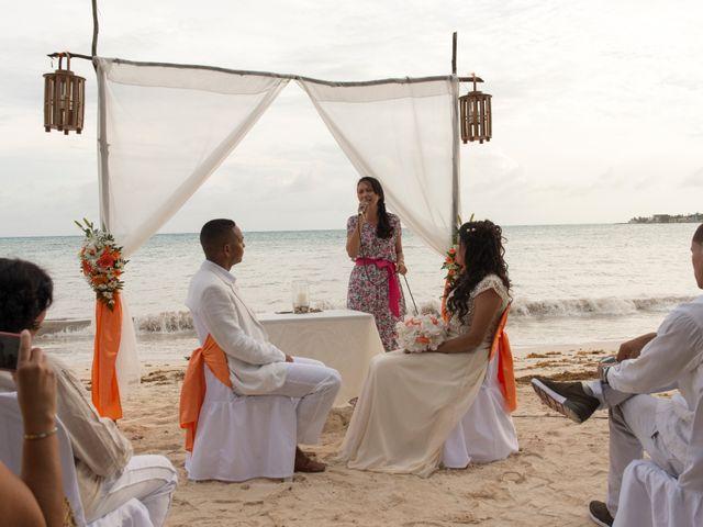 El matrimonio de Kelly y Dreiser en San Andrés, Archipiélago de San Andrés 42