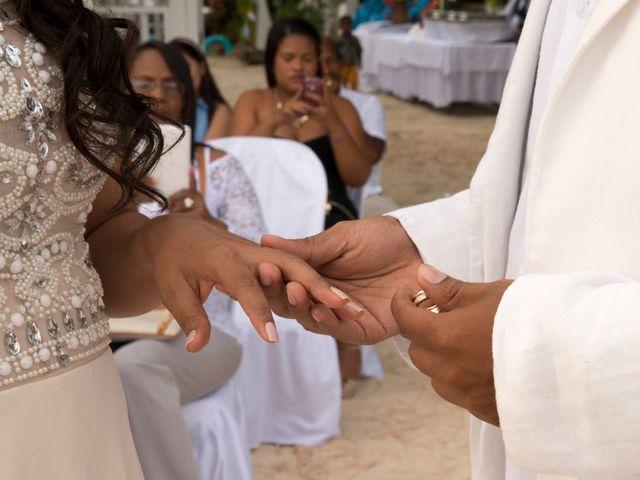 El matrimonio de Kelly y Dreiser en San Andrés, Archipiélago de San Andrés 47