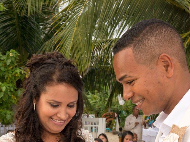 El matrimonio de Kelly y Dreiser en San Andrés, Archipiélago de San Andrés 48