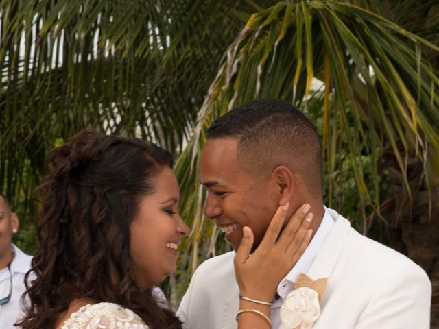 El matrimonio de Kelly y Dreiser en San Andrés, Archipiélago de San Andrés 49