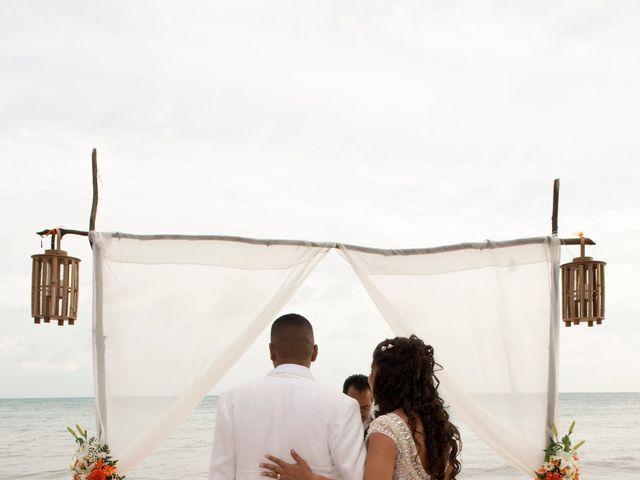 El matrimonio de Kelly y Dreiser en San Andrés, Archipiélago de San Andrés 50