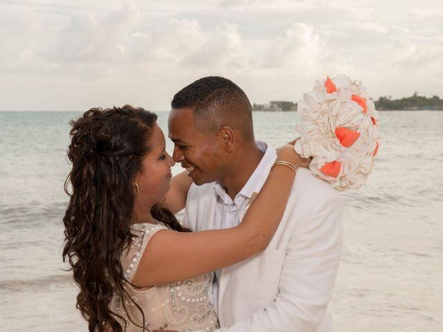El matrimonio de Kelly y Dreiser en San Andrés, Archipiélago de San Andrés 52