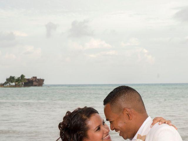 El matrimonio de Kelly y Dreiser en San Andrés, Archipiélago de San Andrés 53