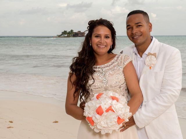 El matrimonio de Kelly y Dreiser en San Andrés, Archipiélago de San Andrés 55