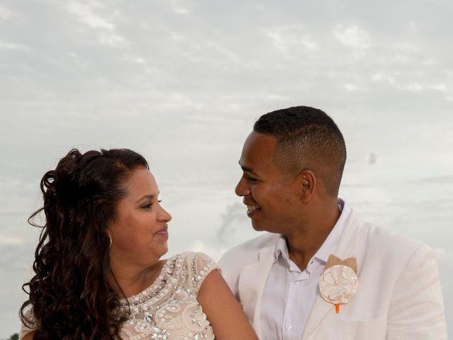 El matrimonio de Kelly y Dreiser en San Andrés, Archipiélago de San Andrés 56