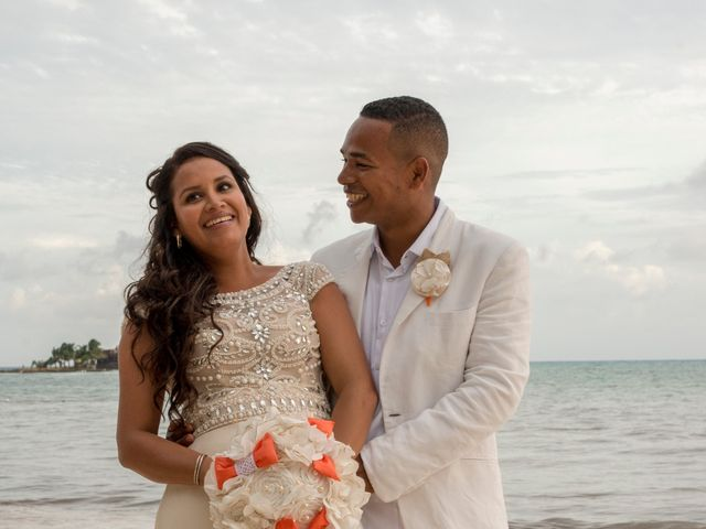 El matrimonio de Kelly y Dreiser en San Andrés, Archipiélago de San Andrés 57