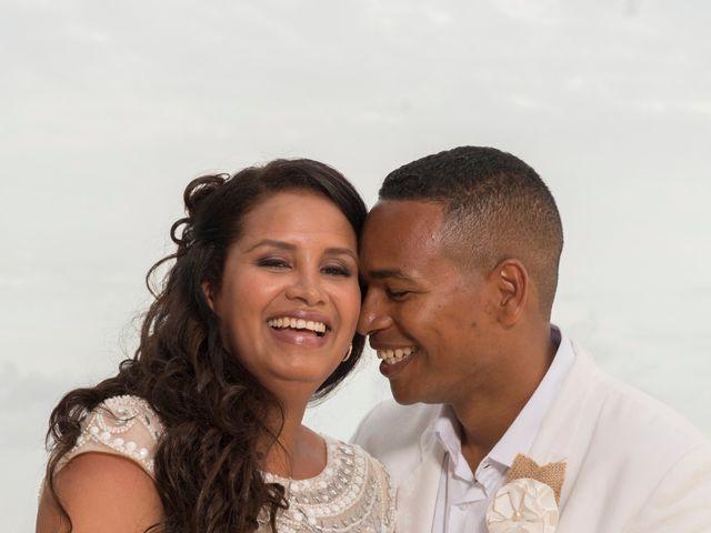 El matrimonio de Kelly y Dreiser en San Andrés, Archipiélago de San Andrés 58