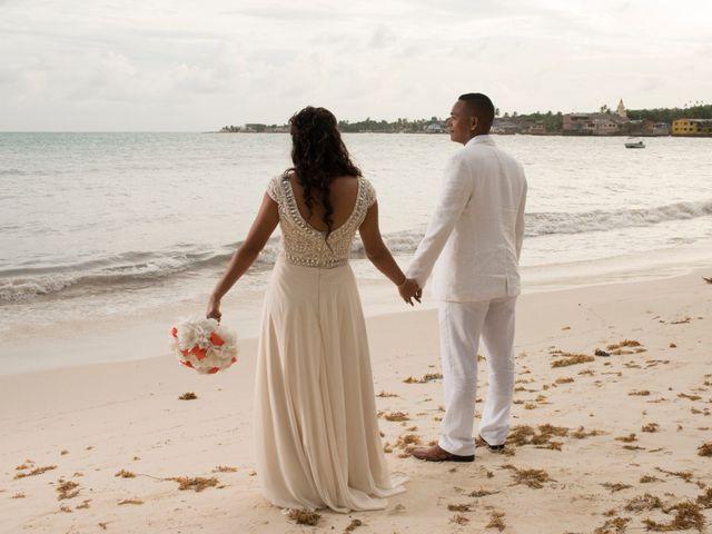 El matrimonio de Kelly y Dreiser en San Andrés, Archipiélago de San Andrés 59