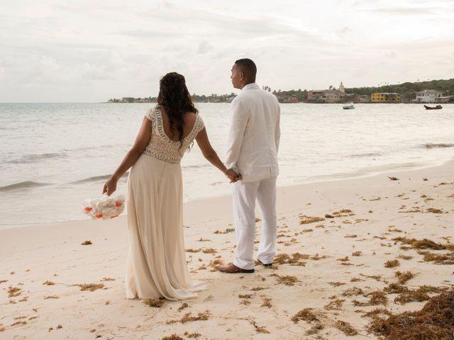 El matrimonio de Kelly y Dreiser en San Andrés, Archipiélago de San Andrés 60