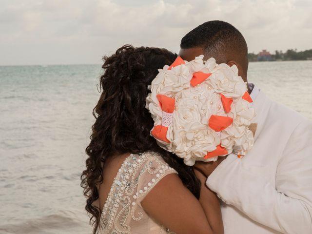El matrimonio de Kelly y Dreiser en San Andrés, Archipiélago de San Andrés 61
