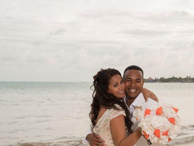 El matrimonio de Kelly y Dreiser en San Andrés, Archipiélago de San Andrés 62