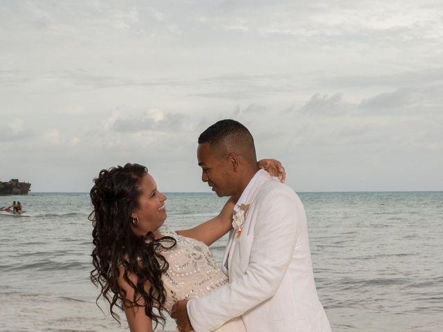 El matrimonio de Kelly y Dreiser en San Andrés, Archipiélago de San Andrés 63