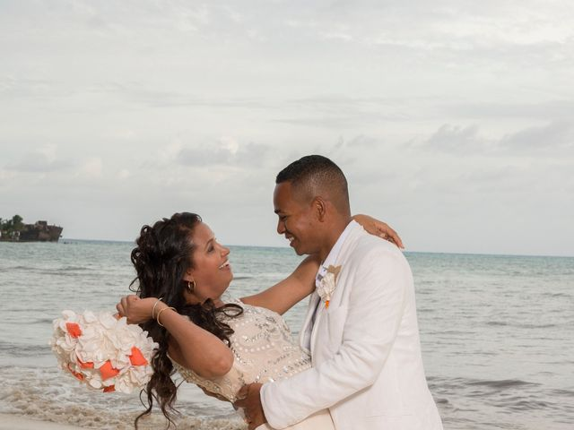 El matrimonio de Kelly y Dreiser en San Andrés, Archipiélago de San Andrés 64