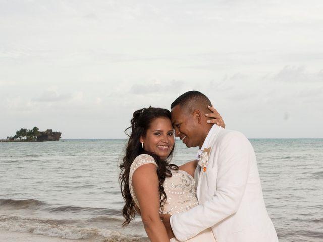 El matrimonio de Kelly y Dreiser en San Andrés, Archipiélago de San Andrés 66