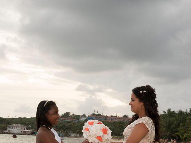 El matrimonio de Kelly y Dreiser en San Andrés, Archipiélago de San Andrés 69