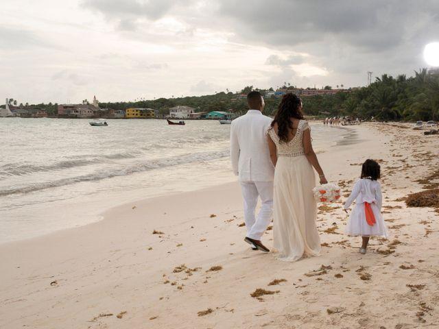 El matrimonio de Kelly y Dreiser en San Andrés, Archipiélago de San Andrés 70
