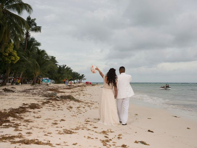 El matrimonio de Kelly y Dreiser en San Andrés, Archipiélago de San Andrés 74