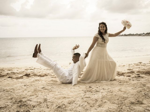 El matrimonio de Kelly y Dreiser en San Andrés, Archipiélago de San Andrés 75