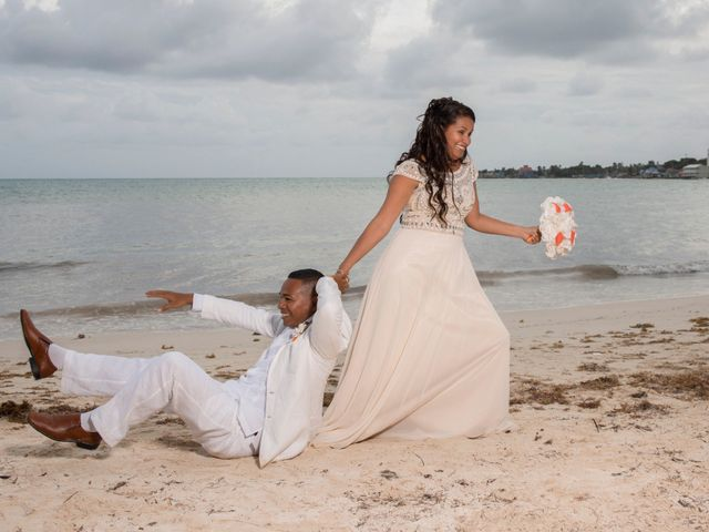 El matrimonio de Kelly y Dreiser en San Andrés, Archipiélago de San Andrés 76