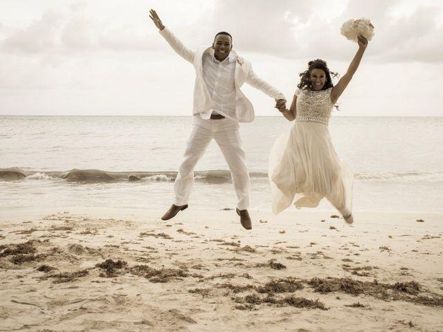 El matrimonio de Kelly y Dreiser en San Andrés, Archipiélago de San Andrés 77