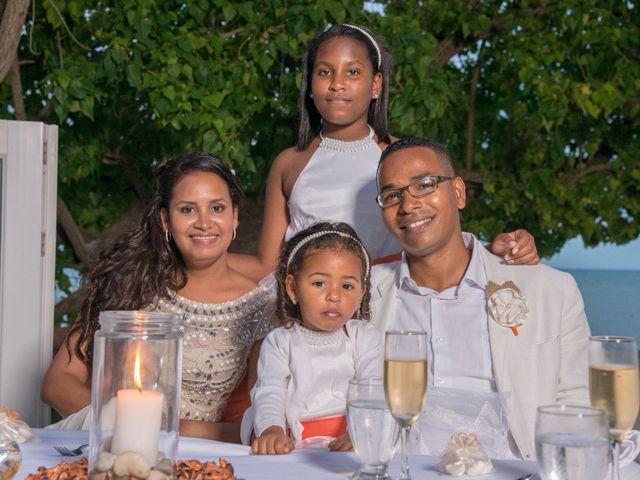 El matrimonio de Kelly y Dreiser en San Andrés, Archipiélago de San Andrés 83