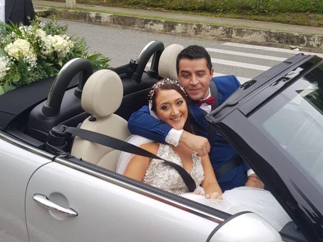 El matrimonio de Manuela  y David