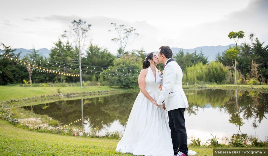 El matrimonio de Felipe y Francia en Medellín, Antioquia