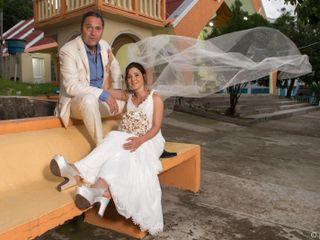 El matrimonio de Alberto y Catalina