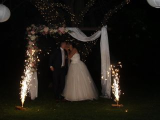 El matrimonio de Luisa y Fabián  3