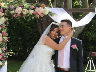 El matrimonio de Luisa y Fabián