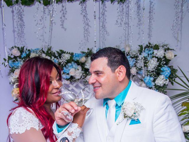 El matrimonio de Alfredo y Isaura en Cali, Valle del Cauca 17