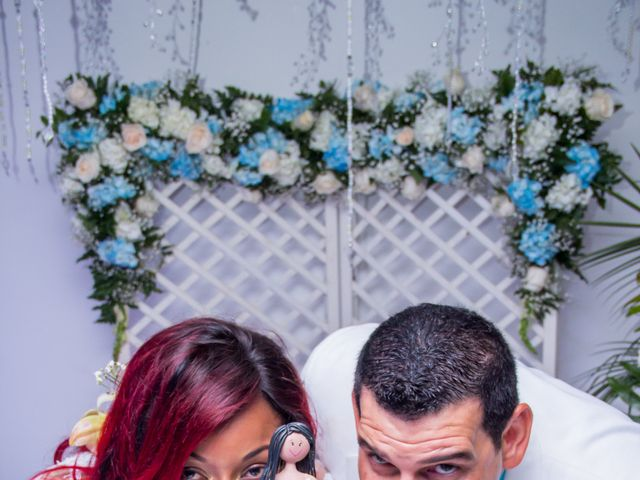 El matrimonio de Alfredo y Isaura en Cali, Valle del Cauca 18