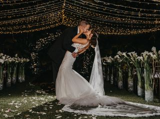 El matrimonio de Laura y Felipe