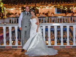 El matrimonio de Juan Francisco y Cindy