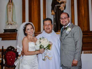 El matrimonio de Juan Francisco y Cindy 2