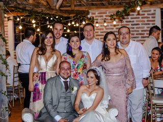 El matrimonio de Juan Francisco y Cindy 3